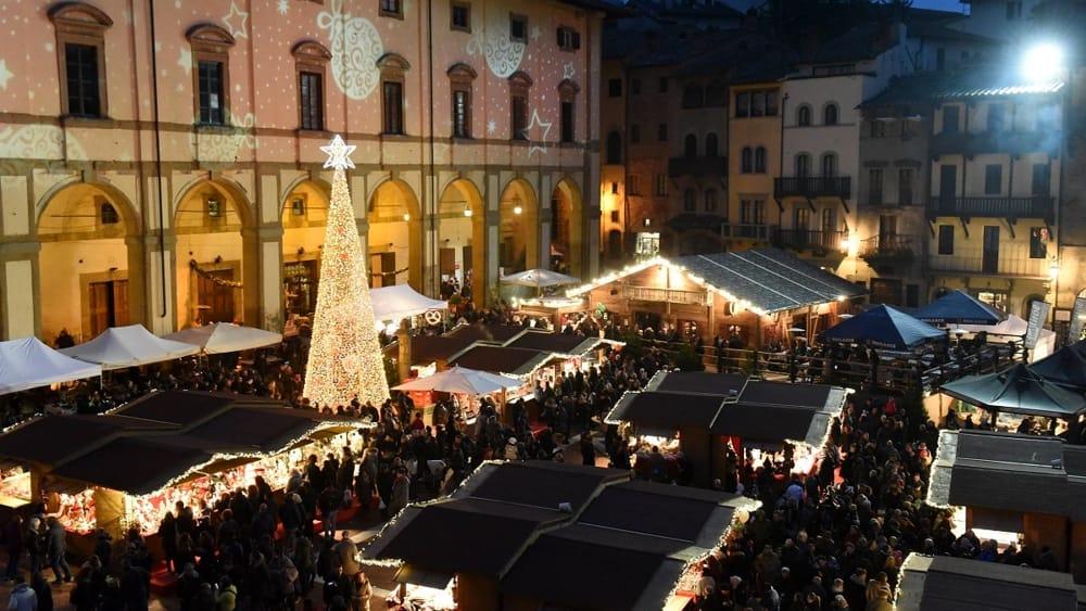 Mercatini di Natale, ad Arezzo torna il villaggio tirolese - ArezzoNotizie