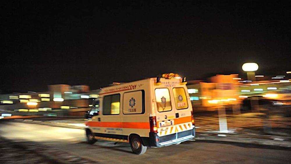 Investito in via Madonna del Prato: 27enne ferito al volto - ArezzoNotizie