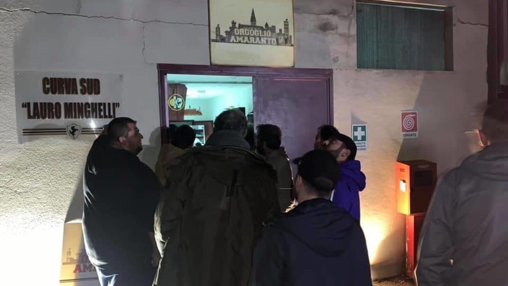 """Crowdfunding Arezzo, Orgoglio Amaranto: """"Inviate le nostre osservazioni a La Cava"""" - ArezzoNotizie"""