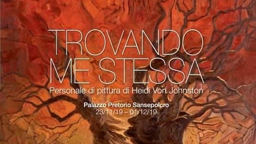 Heidi von Johnston espone al Pretorio a Sansepolcro - ArezzoNotizie